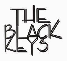 The Black Keys Title Shirt