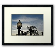 Don't Know Why ~ with Vocals by Debbie Robbins Framed Print