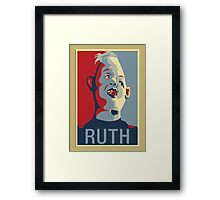 "Sloth from The Goonies - ""Ruth"" Framed Print"