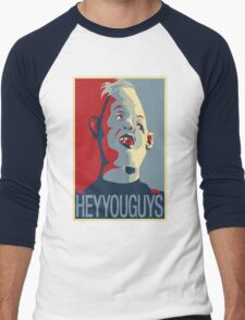 "Sloth from The Goonies - ""Hey You Guys"" Men's Baseball ¾ T-Shirt"