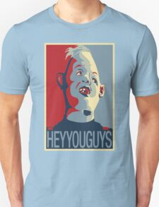 "Sloth from The Goonies - ""Hey You Guys"" Unisex T-Shirt"