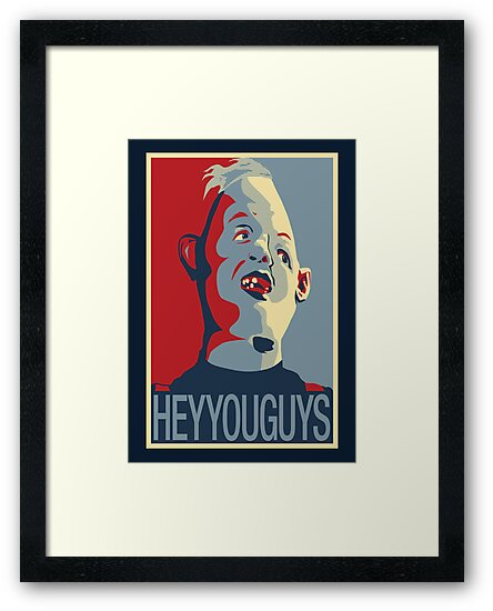 """Sloth from The Goonies - """"Hey You Guys"""" by CountOtto"""