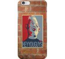 "Sloth from The Goonies - ""Hey You Guys"" iPhone Case/Skin"