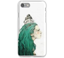 Head box · phone case iPhone Case/Skin