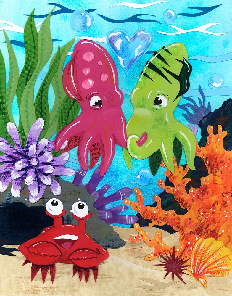 Squid Lovin' by Amanda Kraenzle