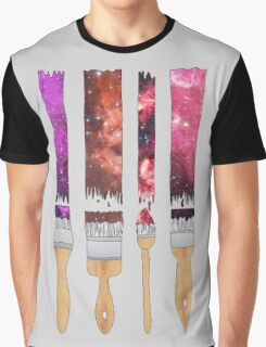 Color Your Life - Stargazer Graphic T-Shirt