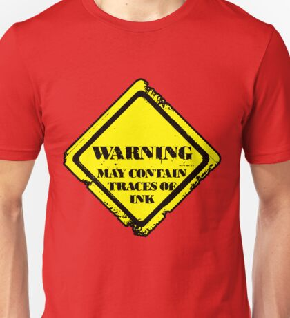 May Contain Traces Of Ink T-Shirt
