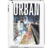 Urban Bangkok iPad Case/Skin