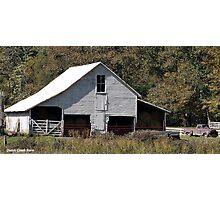 Dutch Creek Barn Photographic Print