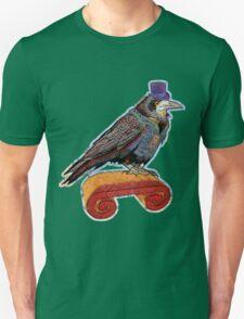 Well Dressed Raven Unisex T-Shirt