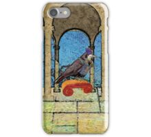 Well Dressed Raven iPhone Case/Skin