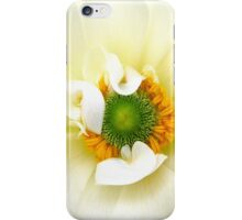 RANUNCULAS ASIATICUS iPhone Case/Skin