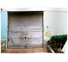 Havana Garage Poster