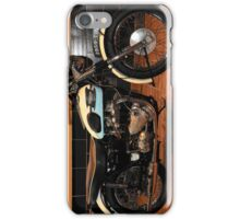 Triumph 1959 TR6 iPhone Case/Skin