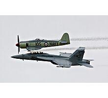 Legacy Flight Photographic Print