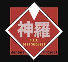 Shin-Ra Test Subject T-Shirt