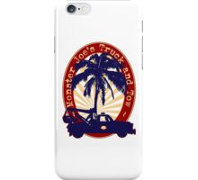 Monster Joe's Truck and Tow iPhone Case/Skin