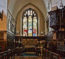 St Andrews Church Gatton  by Dave Godden