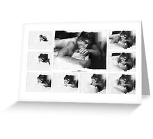 Chris II - Collection Greeting Card