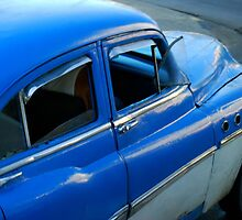 Blue Chevy by Timothy State