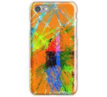 Lazer Show iPhone Case/Skin