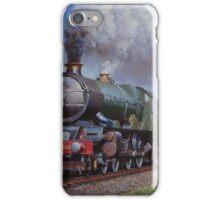 GWR 4.6.0.King class iPhone Case/Skin
