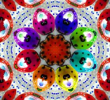 dance of the multi colored ladybugs by LoreLeft27