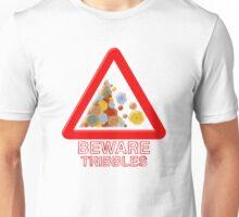 Warning triangle Unisex T-Shirt