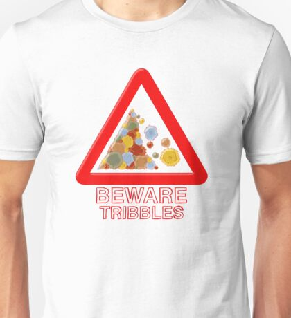 Warning triangle Unisex T-Shirt