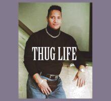 Throwback - Dwayne Johnson Kids Clothes
