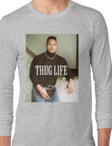 Throwback - Dwayne Johnson Long Sleeve T-Shirt