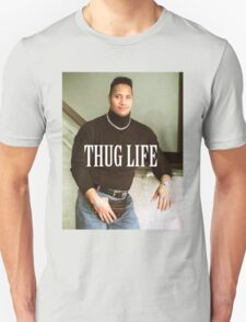 Throwback - Dwayne Johnson T-Shirt