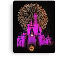 Disney World Magic Canvas Print