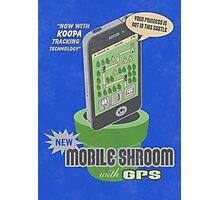 Mobile Shroom Photographic Print