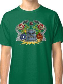 8-Bit Nightmare Classic T-Shirt