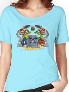 8-Bit Nightmare Women's Relaxed Fit T-Shirt