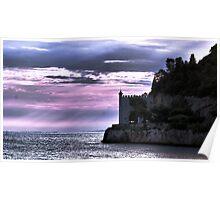 Castle in Slovenia, Europe Poster