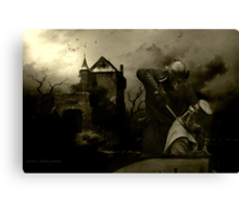 Knights Of Ironfest Canvas Print