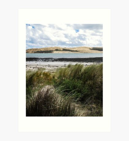 Opononi beach Art Print