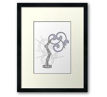 Robotics Art VRS2 Framed Print