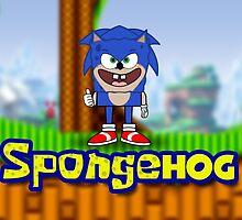 Spongehog by Lennyboy-90