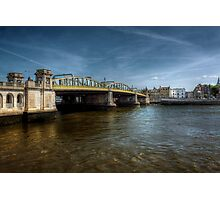 Rochester Bridge  Photographic Print