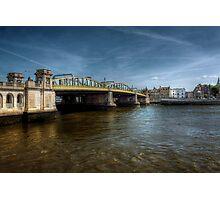 Rochester Bridge  Photographic Print