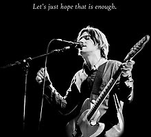 Conor Oberst -  Let's just hope that is enough by nienasyconyglod