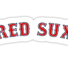 Red Sux Sticker