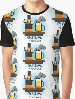 G.N.A. Podcast Graphic T-Shirt