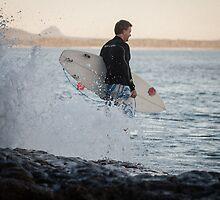 Surf's Up by Jennie Gardiner