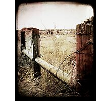 When Time Fades Photographic Print