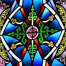 stained glass window by tego53