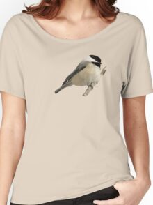 Willow Tit Women's Relaxed Fit T-Shirt